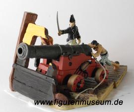 Schlacht von Trafalgar am 21. Oktober 1805 54 mm Figuren Toysoldiers